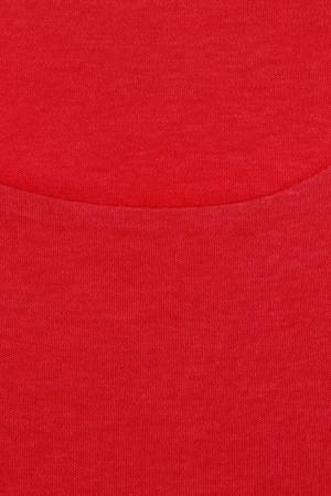 T-shirt basique manches 3/4 en coton mélangé Street One