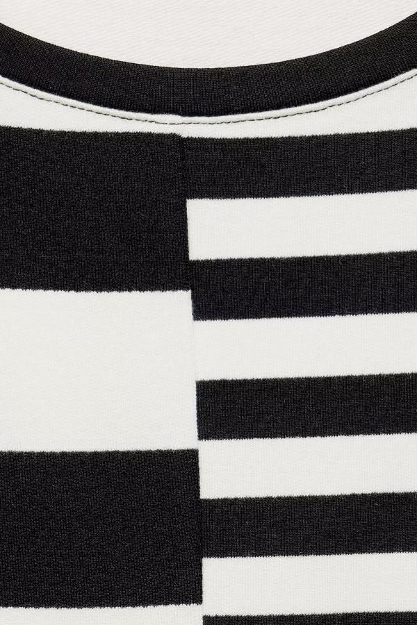 T-shirt imprimé rayé manches longues Street One