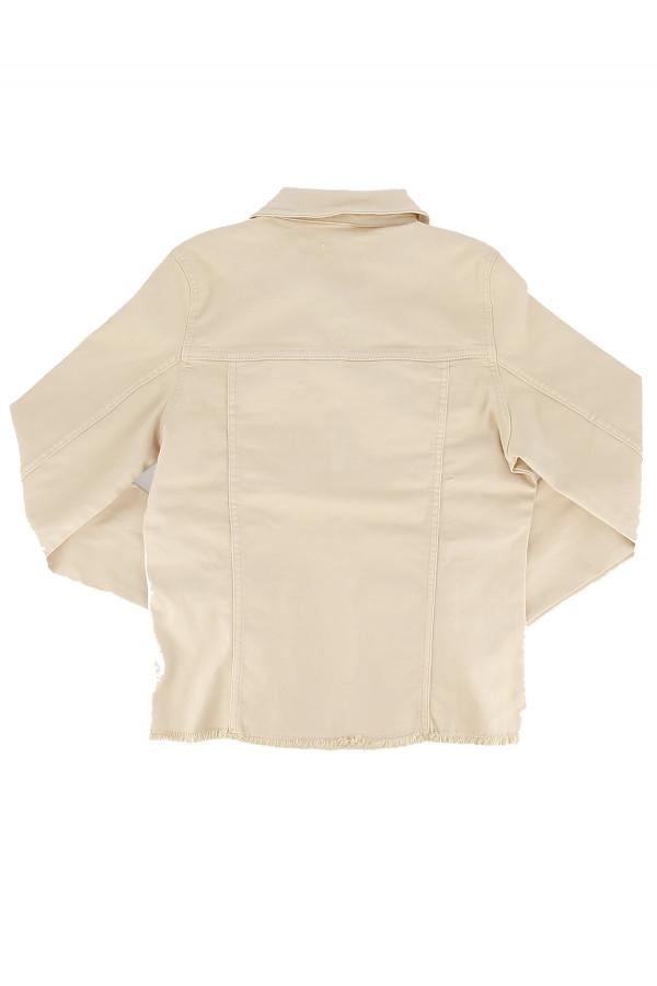 Veste unie boutonnée avec poches MILLE  Only Kids