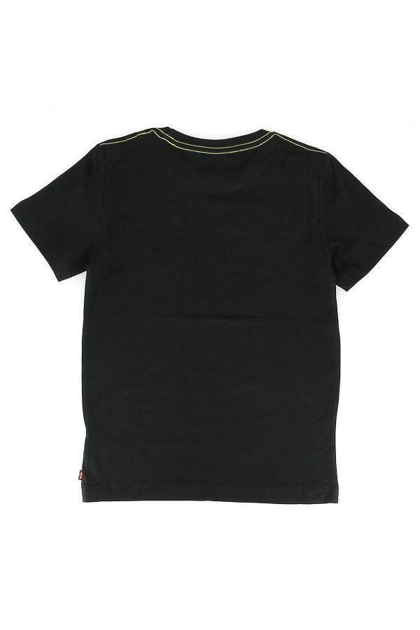 T-shirt avec impression en coton manches courtes Levi's