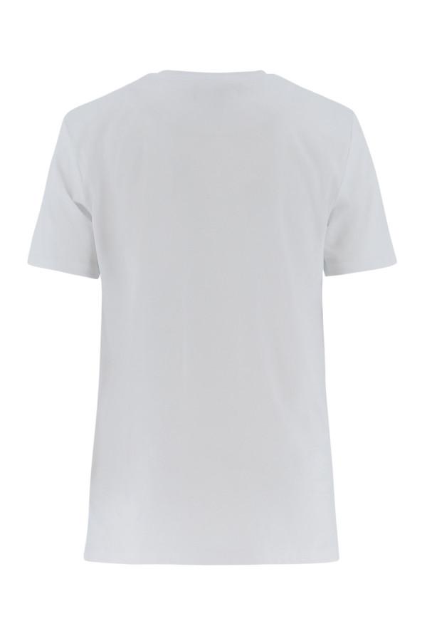 T-shirt uni en coton manches courtes Lyle & Scott