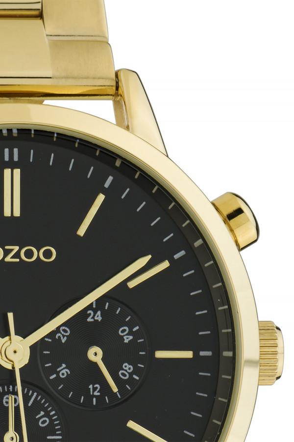 Montre femme en métal couleur or C10563 Oozoo