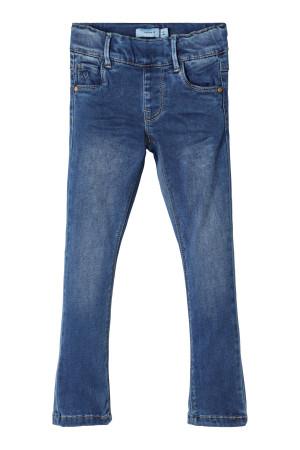 Pantalon skinny noir enduit Anne Mid Coated Only