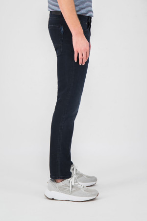 Jean Regular fit délavé en coton stretch RUSSO Garcia