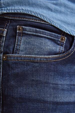 Jean coupe droite modèle 5 poches CLARK Jack & Jones