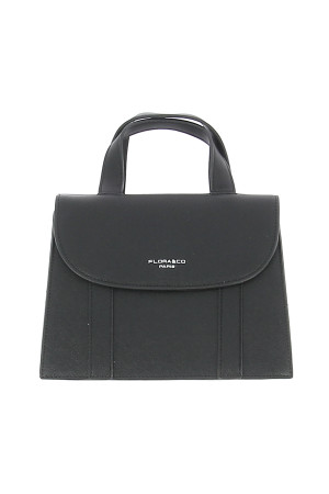 Sac uni double poche à rabat Flora & Co
