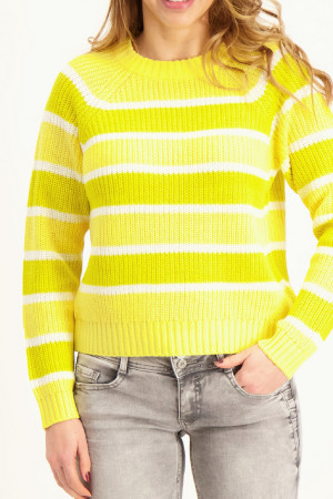 Pull basique en maille unie Noreen Street One