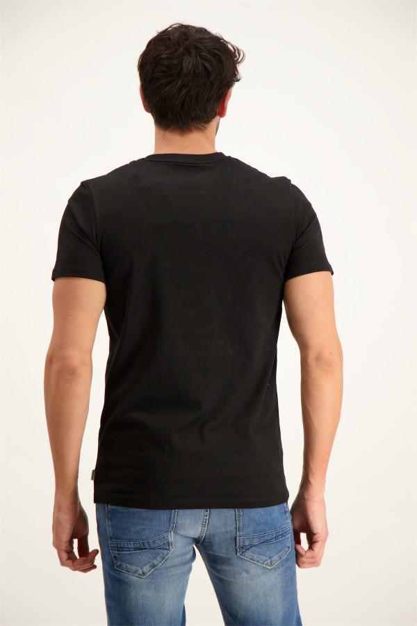 T-shirt Regular fit avec impression devant FLOCK Jack & Jones