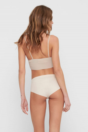 Top basique uni en coton stretch S. Oliver
