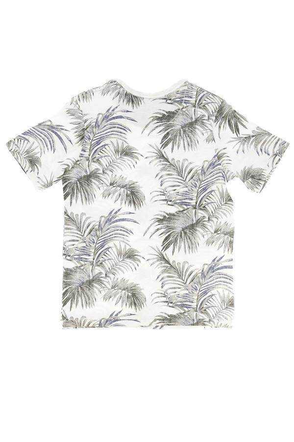 T-shirt imprimé en coton manches courtes MAX Jack & Jones