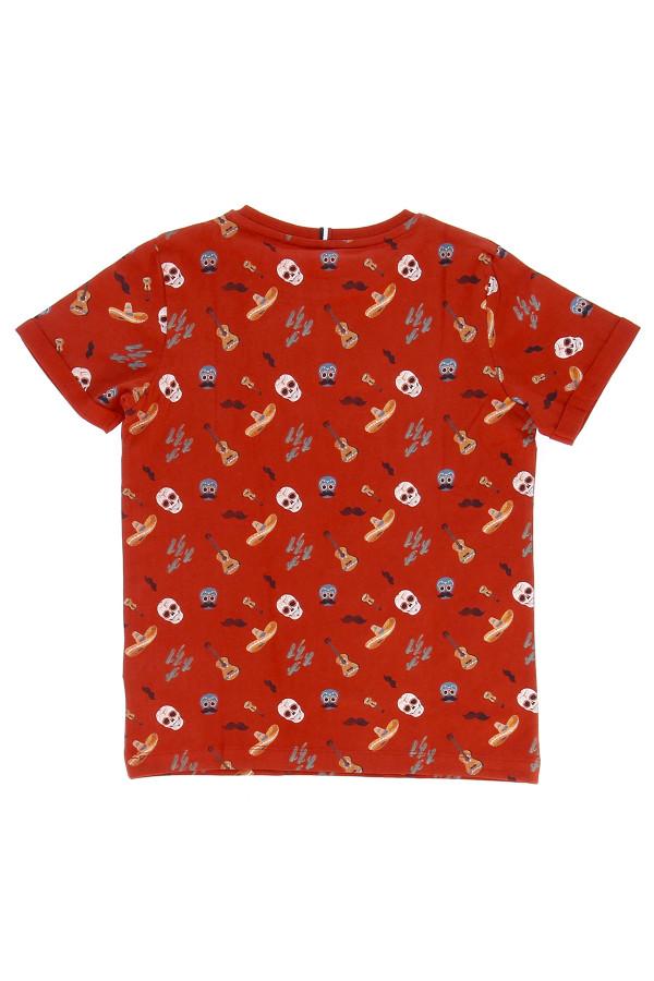 T-shirt imprimé manches courtes TRUMBO Name It