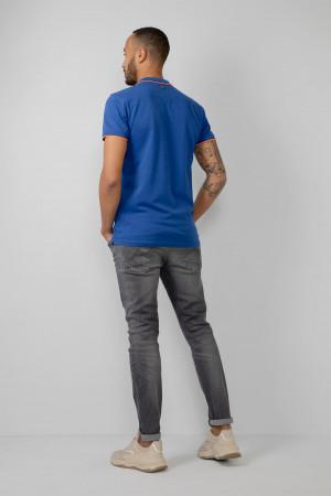 Chaussettes unies et bi-colores à fines rayures Tommy Hilfiger