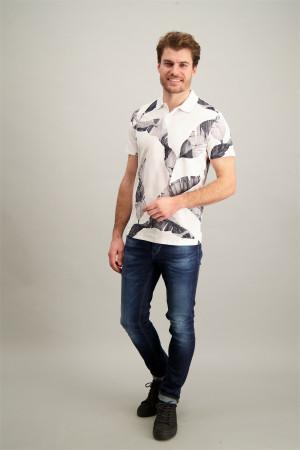 Pantalon slim uni modèle chino Tommy Hilfiger Homme