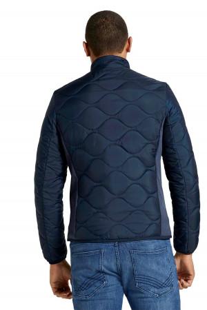 Veste en jean stretch avec poches poitrine MAURO Garcia