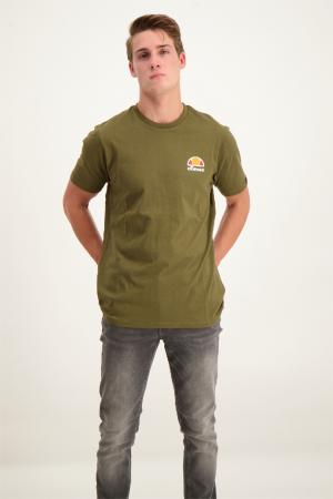 T-shirt uni regular fit avec logo imprimé poitrine Ellesse