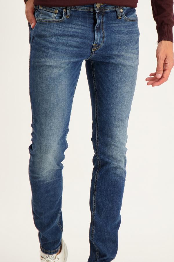 Jean skinny bleu délavé Liam Jack & Jones