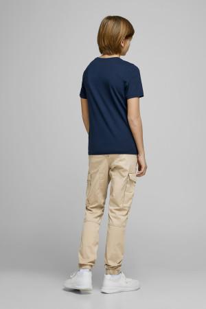 Pantalon loose imprimé fleuri et rayé SIMPLY Vero Moda
