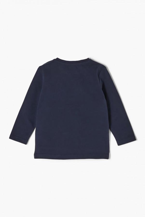 T Shirt Rayé Avec Femme Imprimé Garcia Léopard Col rxQdsCth