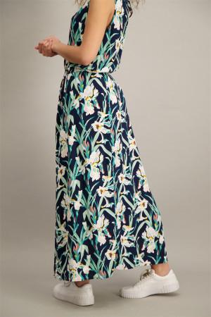 Jupe fleurie avec poches devant SIMPLY Vero Moda