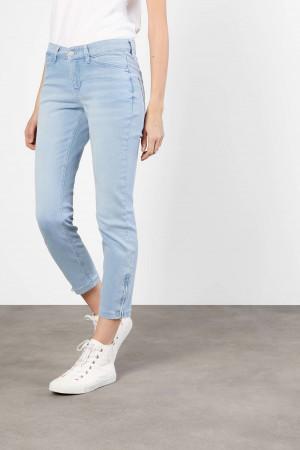 Jupe en jean avec boutons Farrah Only