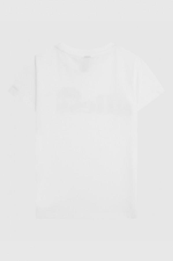 T-shirt en coton logo imprimé devant MALIA Ellesse