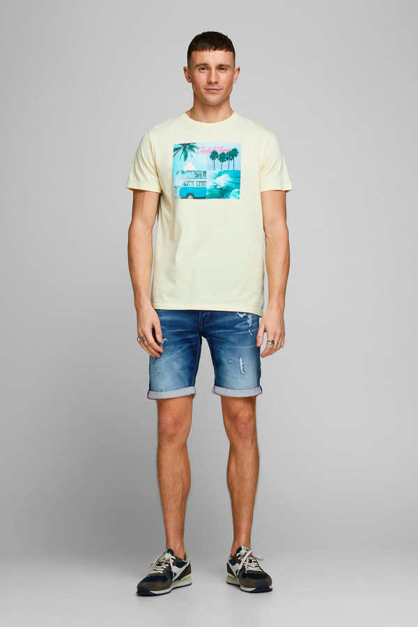 Short maillot bicolore Beach Volley Swim Superdry