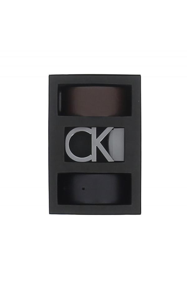 Pack de 2 ceintures avec boucle à attacher Calvin Klein