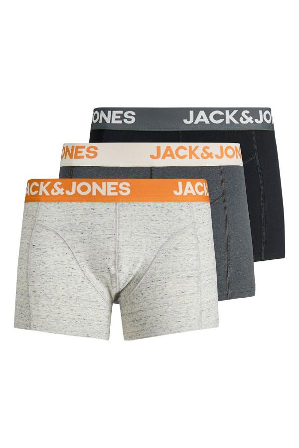 Lot de 3 boxers logo imprimé à la taille élastique KEPA Jack & Jones