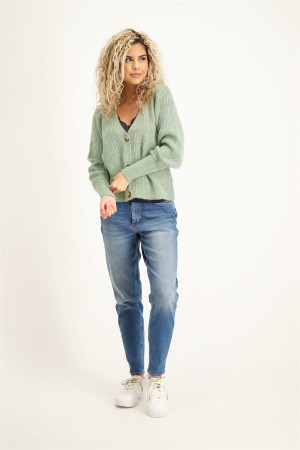 Short en jean usé et délavé Ply Only & Sons