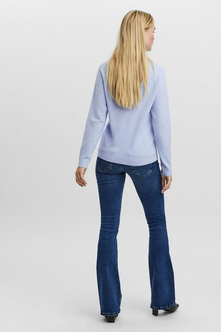 T-shirt fluide imprimé fleuri SIMPLY Vero Moda