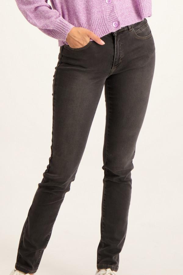 Pantalon skinny taille haute modèle 5 poches CELINE Para Mi