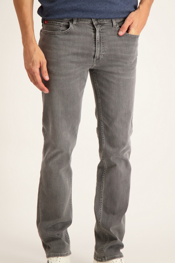 JEANS LC 112 ZP GREY USED STRETCH
