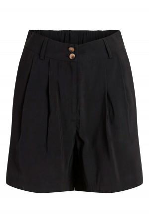 Short en jean avec franges et foulard Divine Only