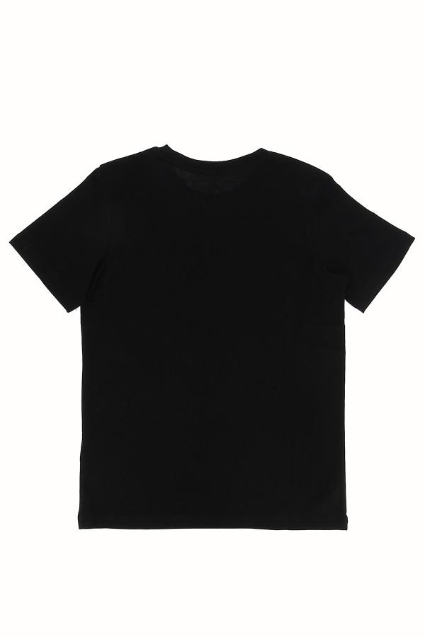 T-shirt uni avec impression devant en coton SOLDIER Jack & Jones