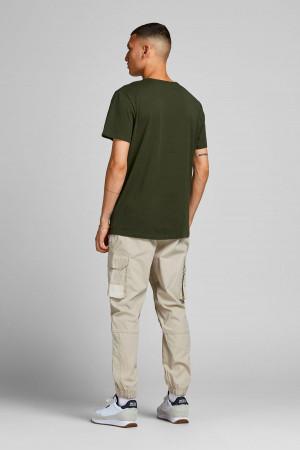 T-shirt bi-matière fleuri Street One