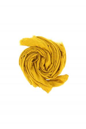 Robe unie avec biais dorés Lavida Dress Vila