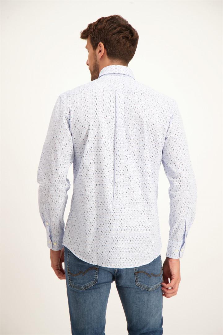 T-shirt imprimé devant avec strass Guess