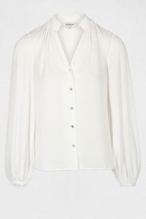 Robe chemise longue à carreaux Magnify Kocca