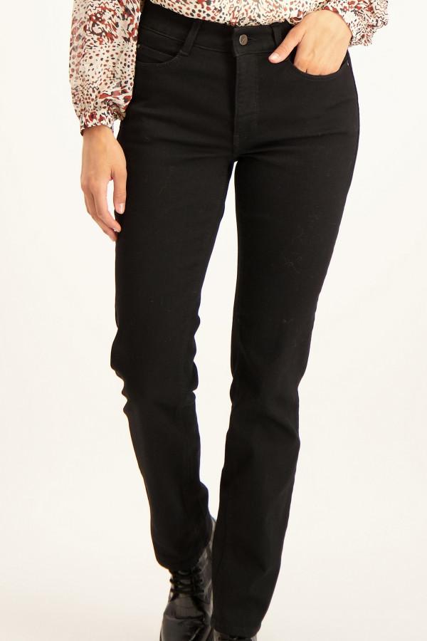 Pantalon noir en jean Dream 5401-90 Mac