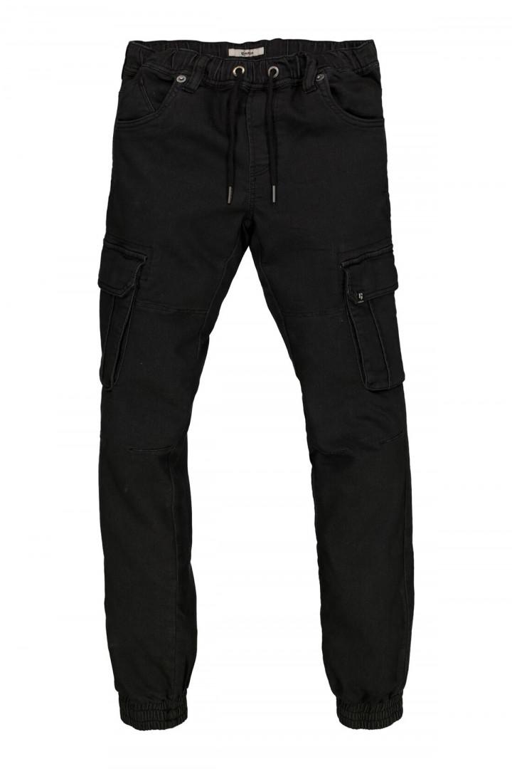 Pantalon Regular uni avec taille élastique s.Oliver