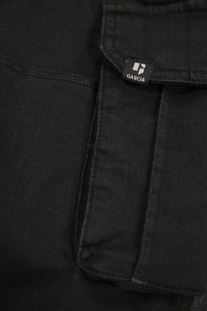 Pantalon décontracté uni avec taille élastique s.Oliver