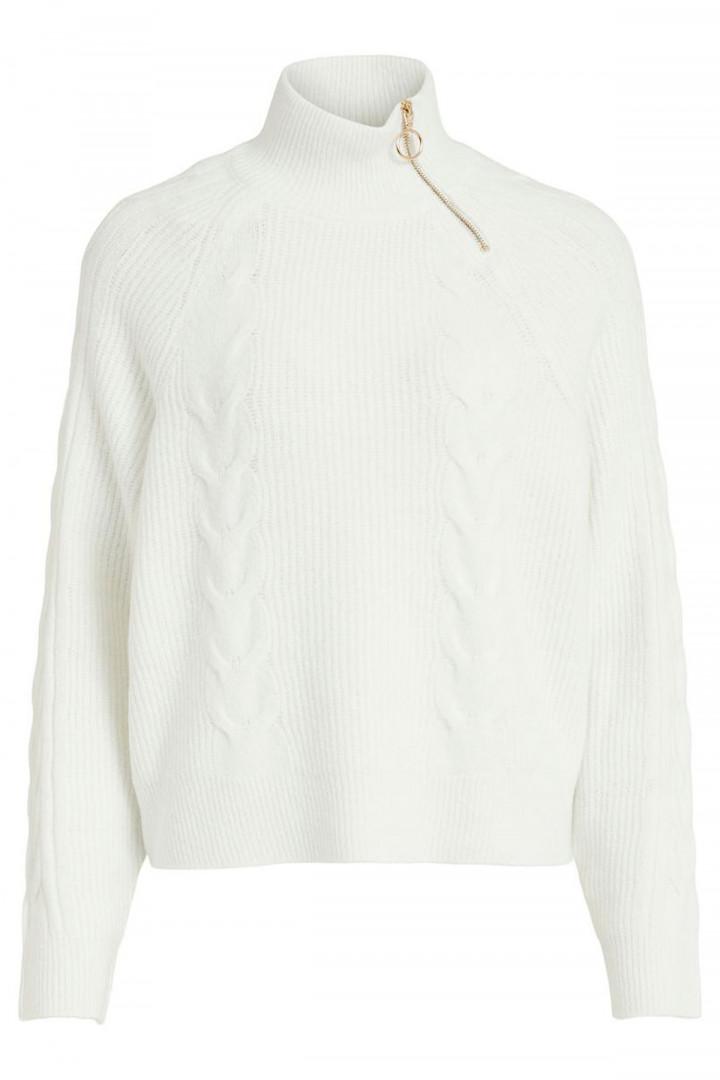 Robe chasuble en jean avec poche à l'avant GARCIA