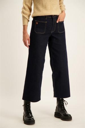Cardigan bi-matière et bicolore à capuche STORM Superdry