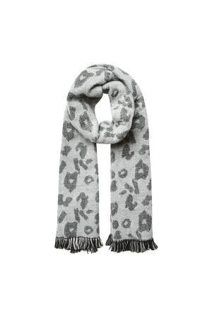 Robe fluide cache-coeur imprimé léopard Signe Nature