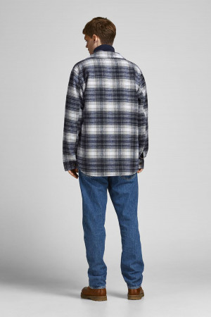 Chemise Regular imprimé à carreaux Tom Tailor