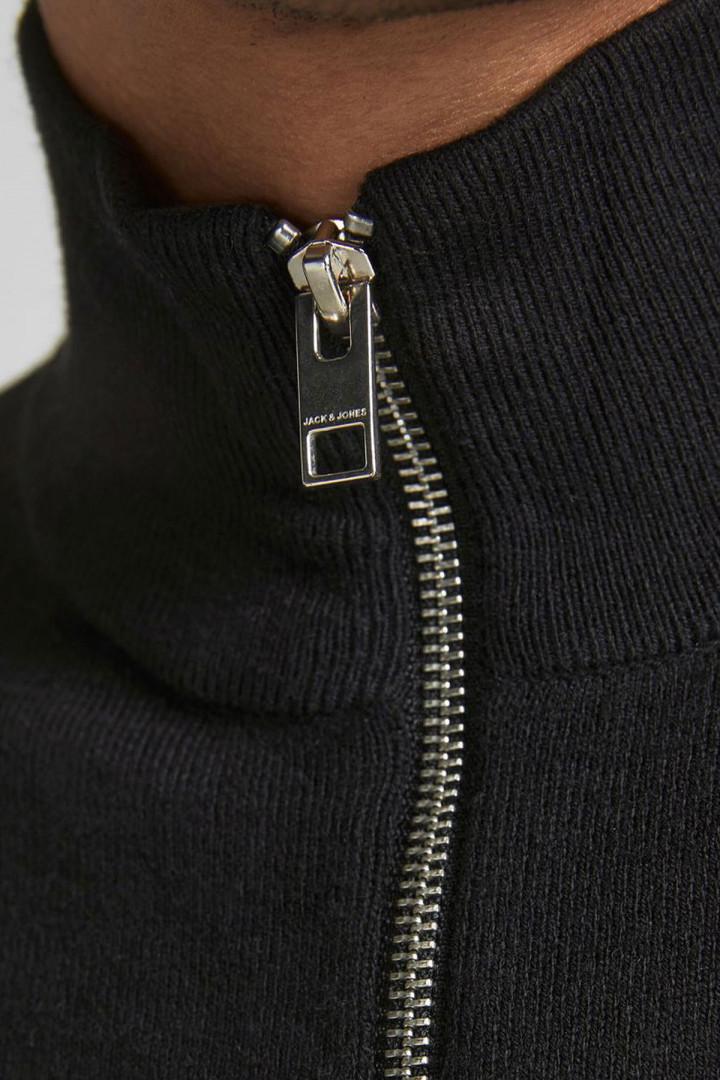 Sweat à capuche gris chiné Calvin Klein