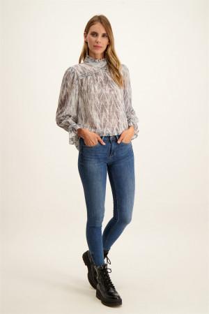 Pantalon jeans Xtra slim délavé Black Denim Clas Name It garçon