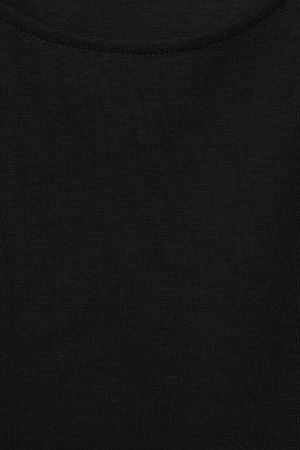 T-shirt uni classique avec logo brodé Fred Perry