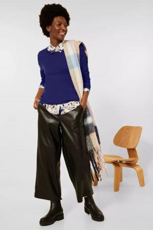 Pantalon classique habillé à carreaux MARCO Jack & Jones