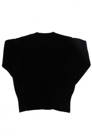 Pantalon habillé gris chiné avec ceinture RITA Only